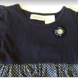 Self Esteem Girls Dress Blouse Size 5/6